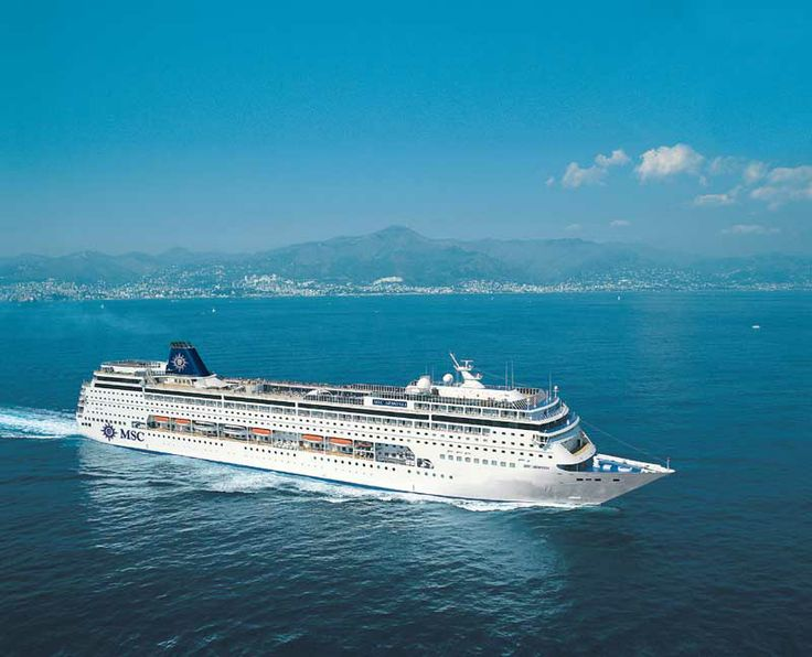 MSC Cruises Renaissance Upgrade Begins With Huge Armonia Block