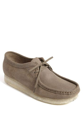 Clarks® Originals 'Wallabee' Moc Toe Derby (Online Only)   (Men) available at #Nordstrom