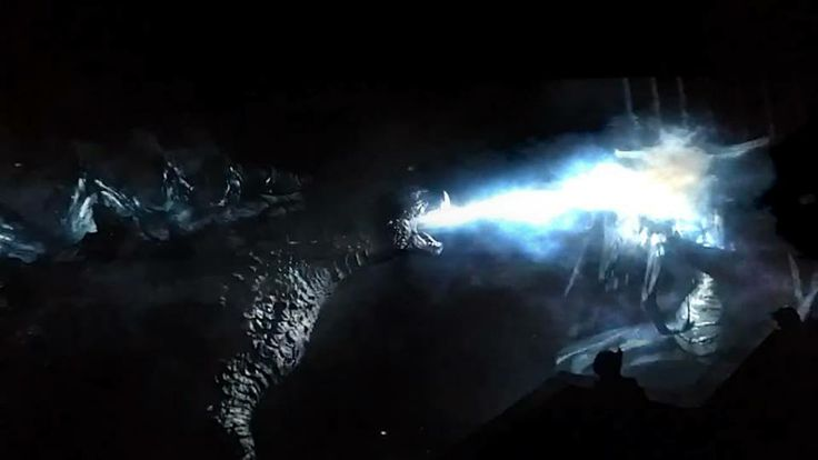 Godzilla Atomic Breath Movie Stills