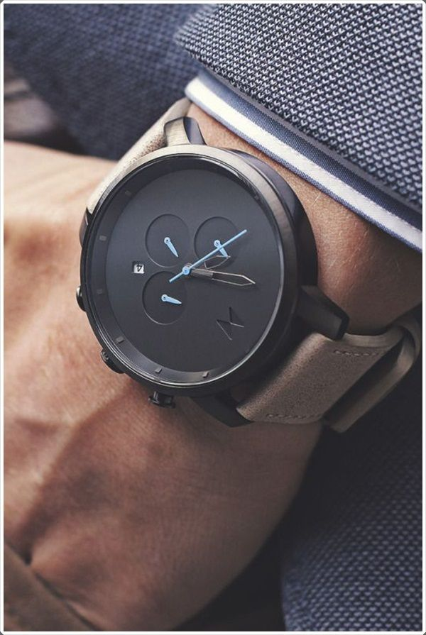 Minimalist watches – a symbol of simplicity.