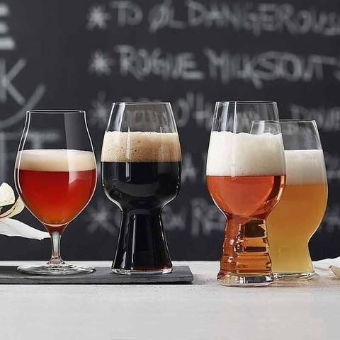 Set of 4 Spiegelau Craft Beer Tasting Kit