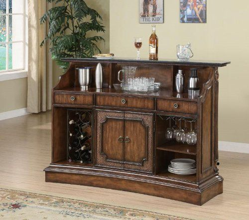 New Marble top Home Bar