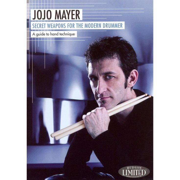 Jojo mayer:Secret weapons for the mod (Dvd)
