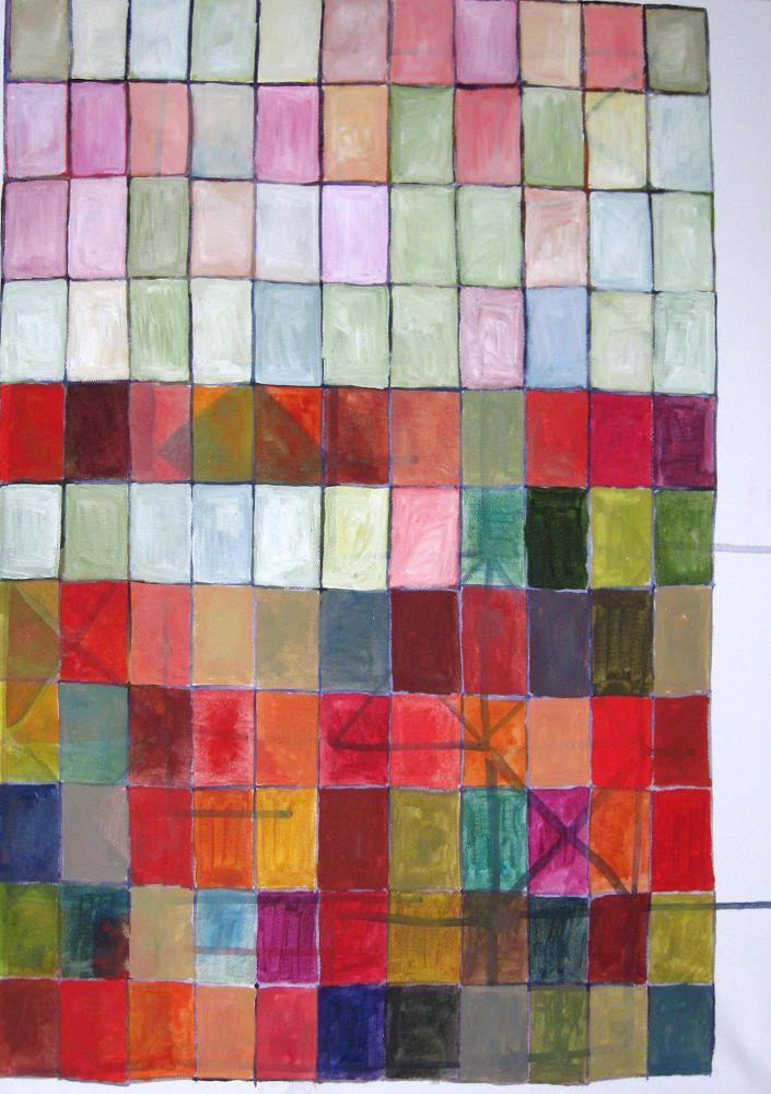 Download kunst en druk af, digitale abstracte geometrie kunst door VeraNievelstein op Etsy