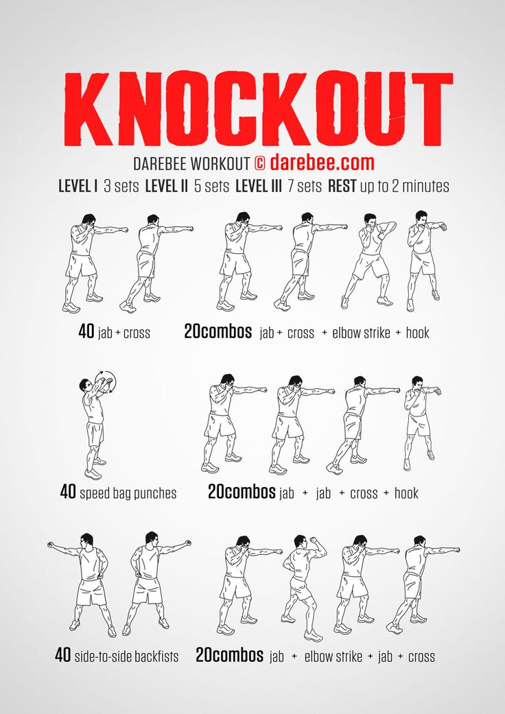 Knockout Workout