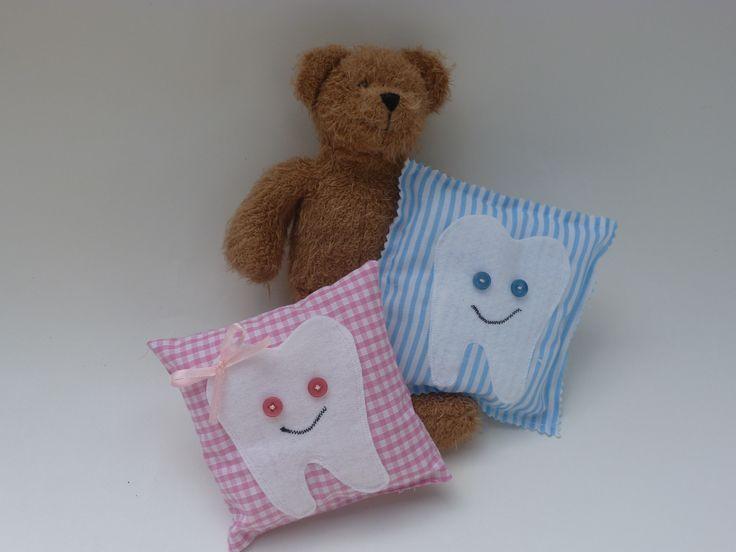 Tooth fairy pillows.