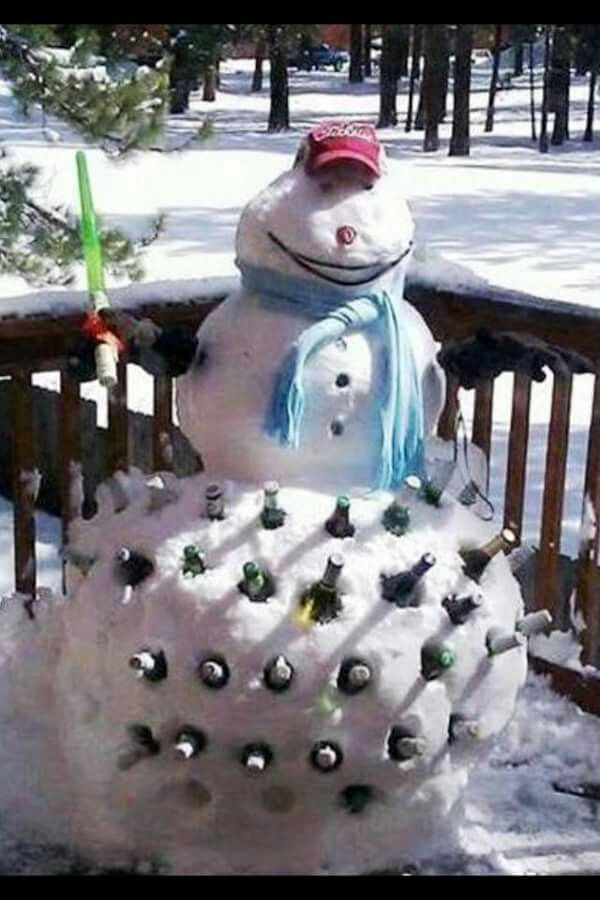 Best Winter Scenes Images On Pinterest Winter Scenes - 15 hilariously creative snowmen that will take winter to the next level 7 made my day