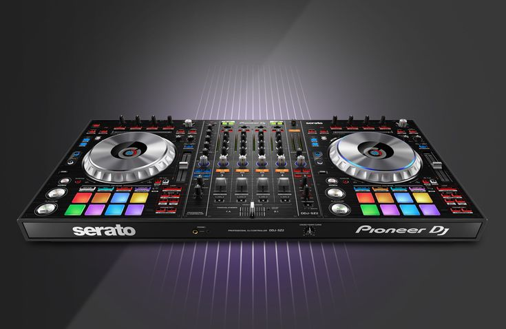 Pioneer DJ's flagship Serato DJ controller has received a makeover.