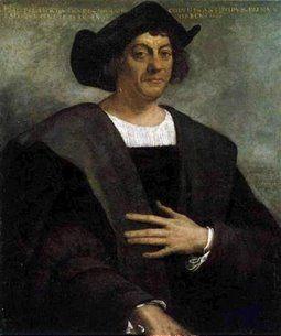 Cristóbal Colón nació en 1451, hijo de Doménico Colombo y Susana Fontanarossa. Cristóbal Colón fue navegante alserviciode España desde m...
