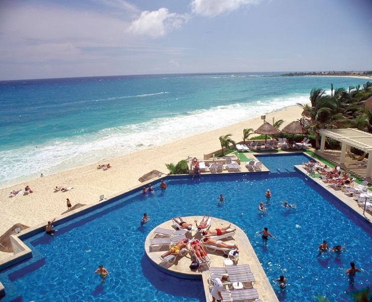 Sun Palace S Only Cancun Mexico Wow A Beautiful Vacation Spot Loved One Place We Went On Our Honeymoon Cruise