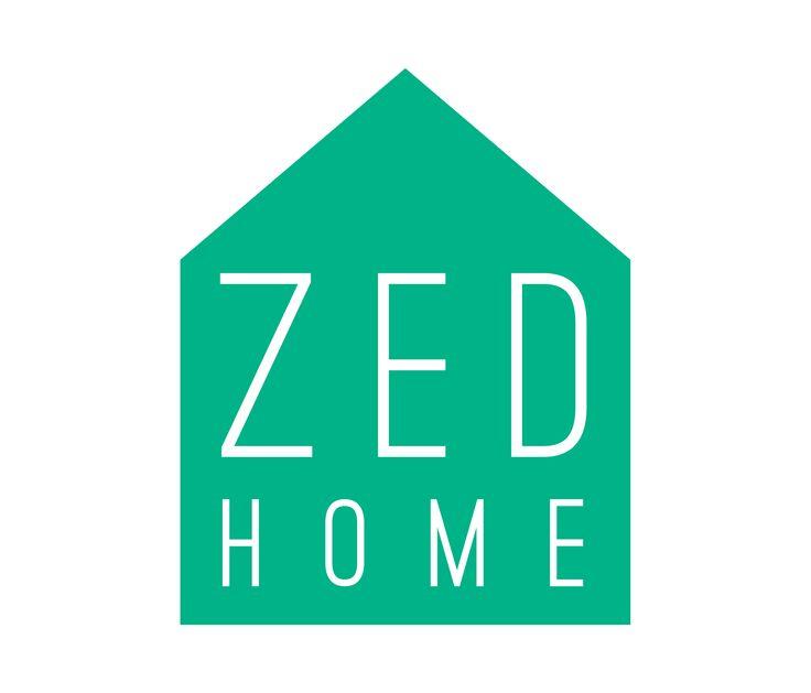 ZED Home Logo  //  Kerridge Linens & More