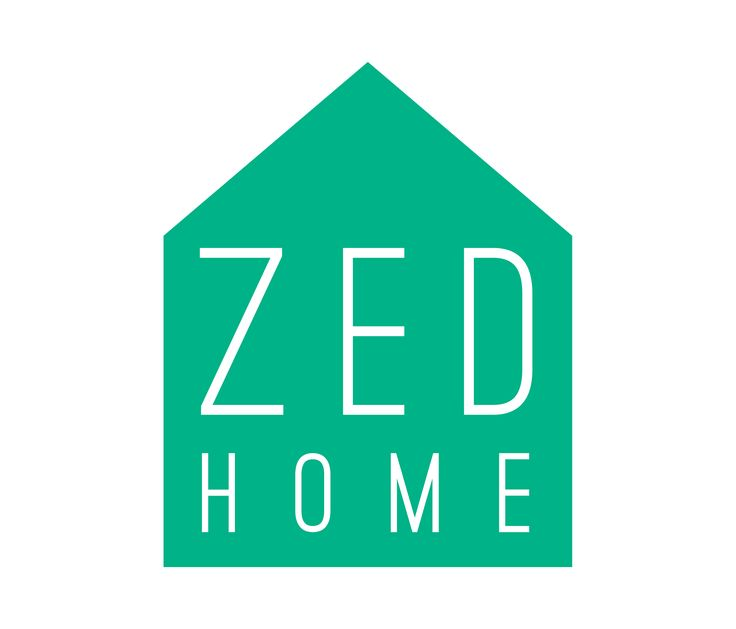 ZED Home Logo  //  Kerridge Linens & More