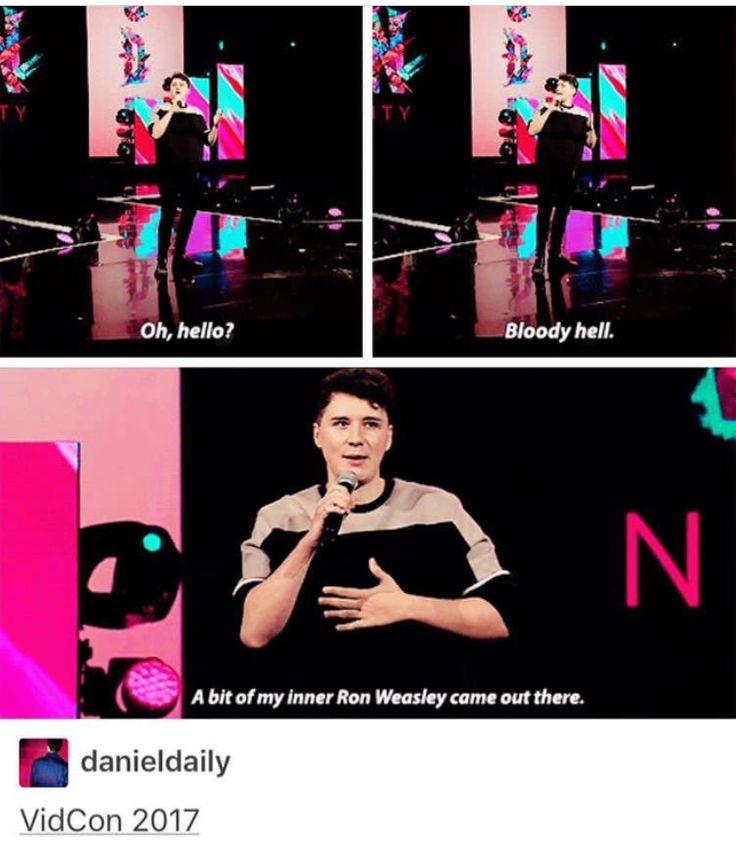 I died when I heard him say this (I was actually there irl squeeeee)