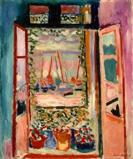 Matisse - An Open Window