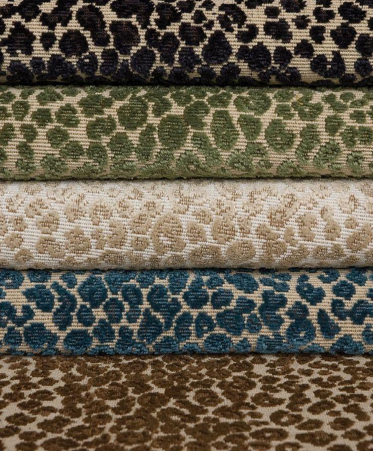 Prepossessing 25 Blue Leopard Print Fabric Decorating