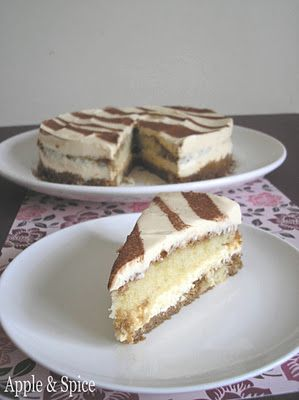 Tiramisu Cake---yes please!