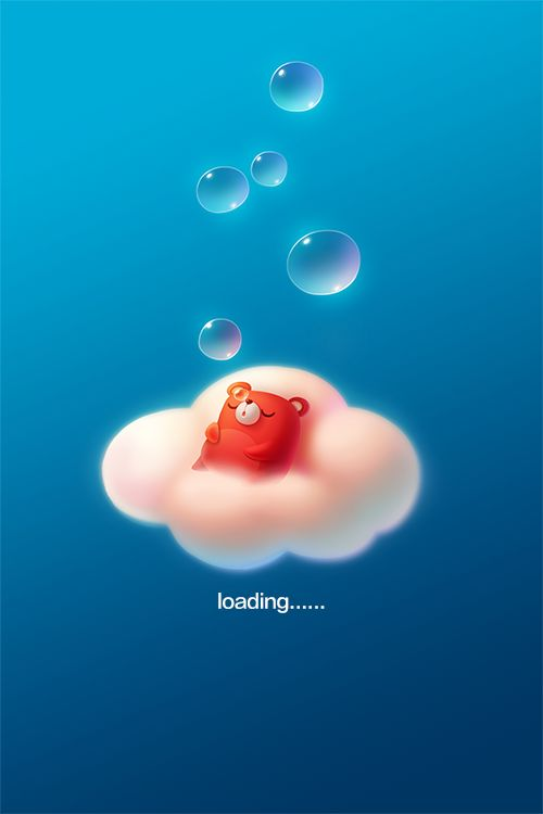 "game""cute pop"" by feng coco, via Behance ★ Find more at http://www.pinterest.com/competing/"