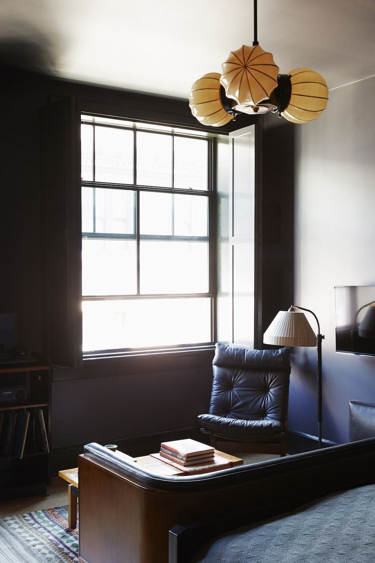 Great light fixture! Ace Hotel New Orleans | Remodelista