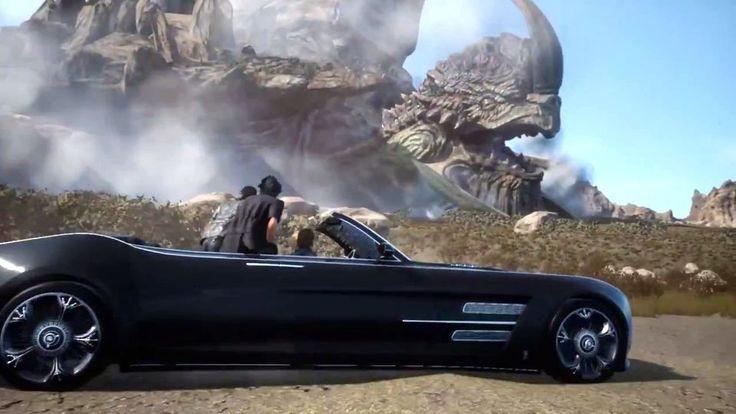 Final Fantasy 15 Trailer