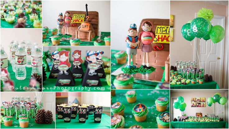 1000 images about gravity falls birthday party on for Room decoration products