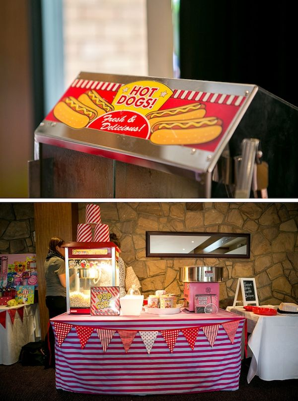 Circus Carnival Boy Girl 5th Birthday Party Planning Ideas Supplies Ideas