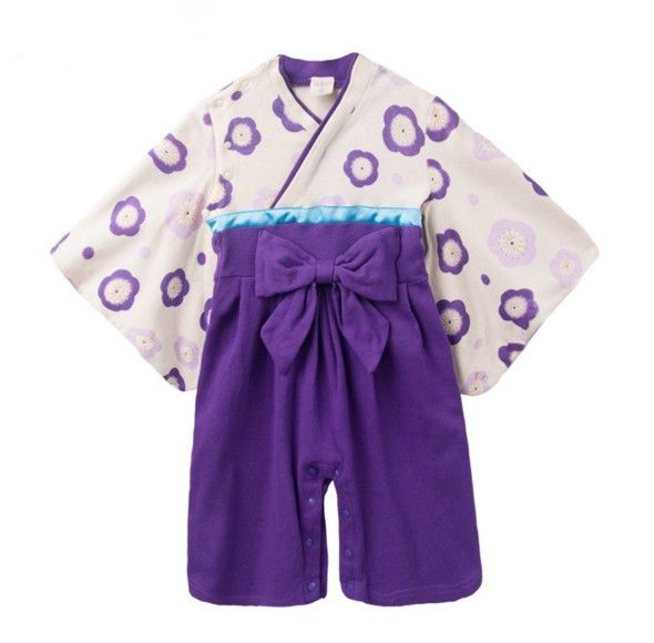 Promotion price Baby Girls Cotton Print Japanese Kimono Cute Rompers Infant Bebes Long sleeve Coveralls Baby clothes Halloween Gifts just only $12.61 with free shipping worldwide  #babygirlsclothing Plese click on picture to see our special price for you