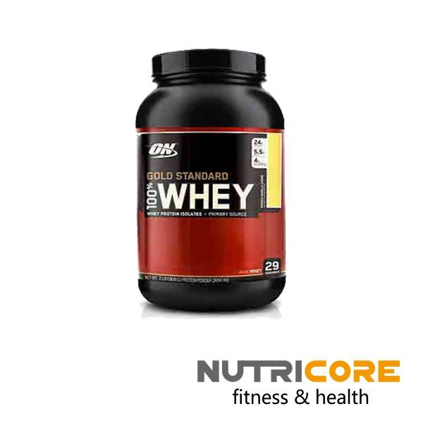 WHEY GOLD STANDARD | Nutricore | fitness & health