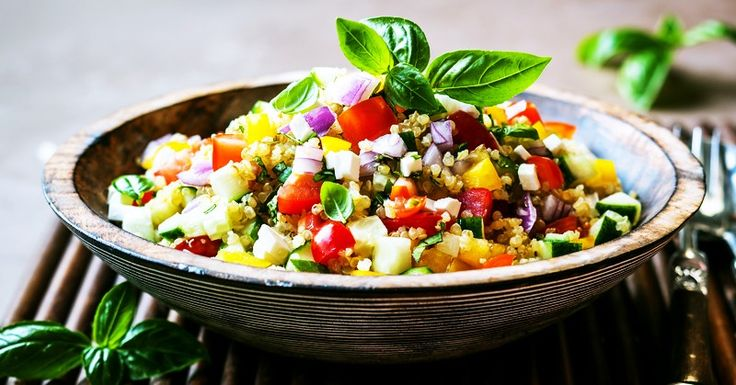 """Quinoa is the world's most popular """"superfood"""" for a reason!"""