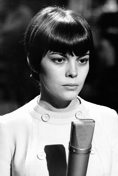 January 01, 1960 Mireille Mathieu