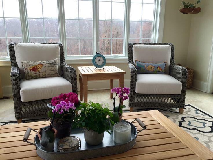 Best 25+ Indoor Wicker Furniture Ideas On Pinterest | Classic Indoor  Furniture, White Wicker Patio Furniture And White Front Room Furniture