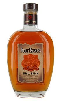 Four Roses Small Batch is great for making a classic mint julep