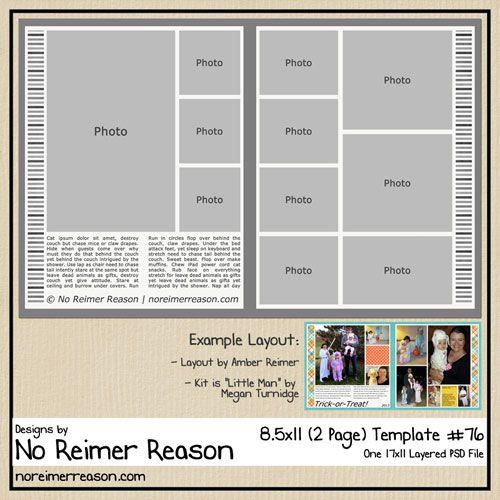 best 25 scrapbook templates ideas on pinterest