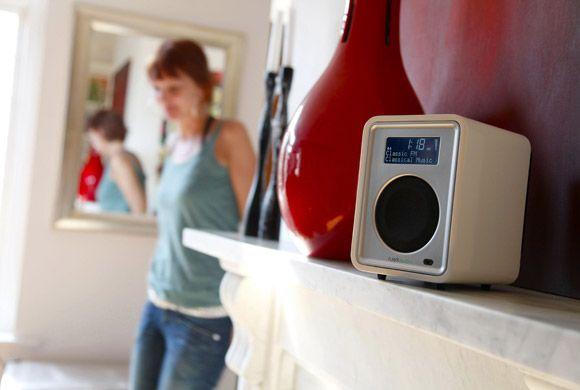 R1 : deluxe tabletop radio FM(DAB) + AUX + Alarm www.delfin.co.kr