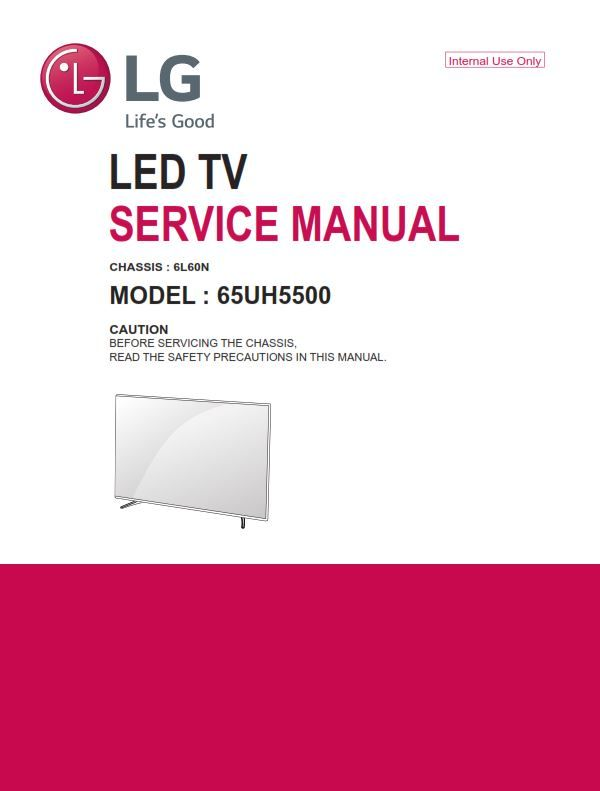 Lg 65uh5500 Tv Service Manual Schematic Diagrams Tv Services Repair Guide Led Tv