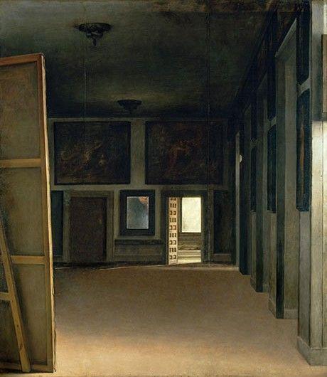 Palacio Real (Version of Las Meninas by Velázquez) // Jose Ballester // Hidden Spaces