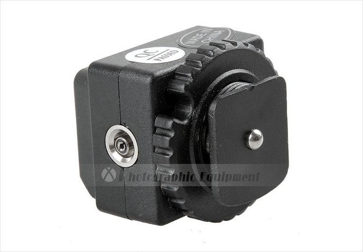 >> Click to Buy << Camera Flash Light Hot Shoe Adapter with PC Sync Socket for Nikon sb600 sb700 sb800 sb-900 sb910 Trigger Accessories (C-N2) #Affiliate