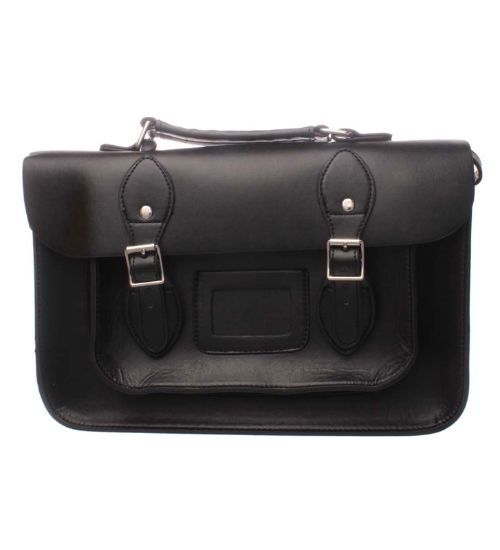 This super stylish faux leather satchel is perfect for both work or play! http://www.badsheepboutique.com/small-satchel---black-540-p.asp