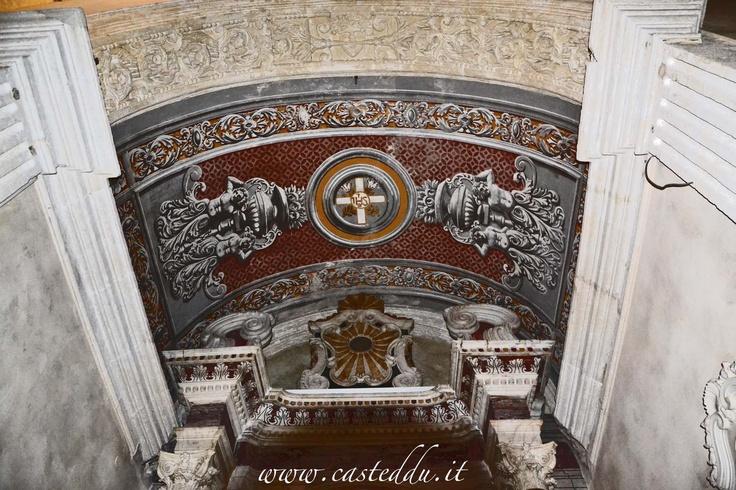 churches of Cagliari  San Michele