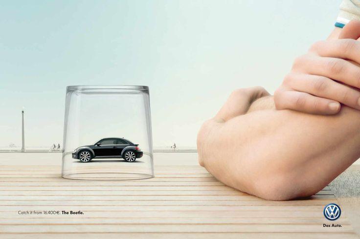 Volkswagen: Glass #beetle #joven #ocio #accesible