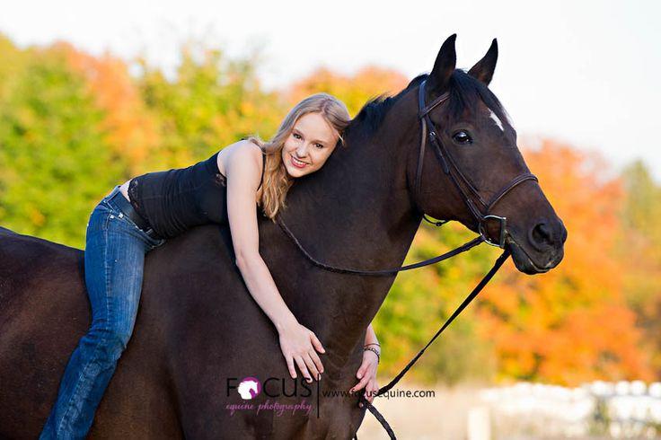 Katie and London – Senior Portrait Session » Focus Equine Photography Blog