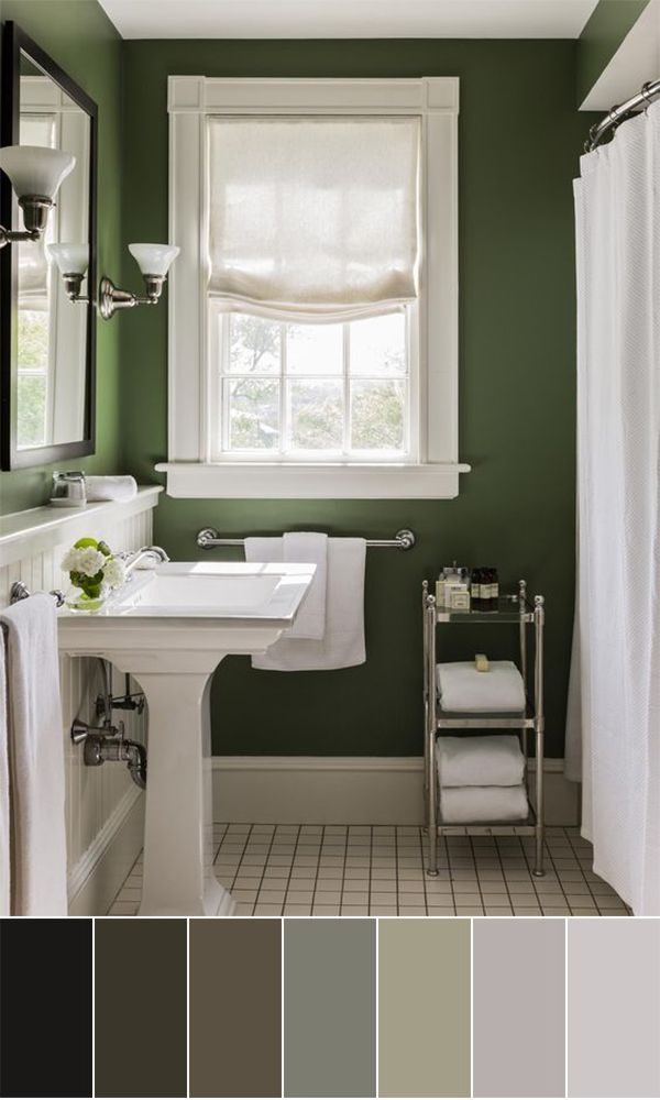111 World S Best Bathroom Color Schemes For Your Home Homesthetics Inspiring Ideas For Your Home Bathroom Color Schemes Small Bathroom Colors Bathroom Color