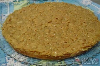 Receita de Tarte de amêndoa da Catarina em receitas de tortas doces, veja essa e outras receitas aqui!