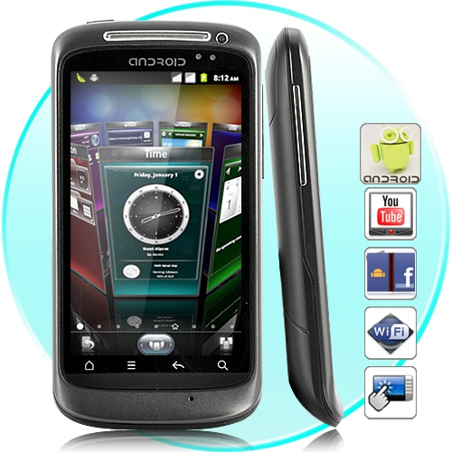 Condor Android 2.3 Multimedia HD Mobile Phone