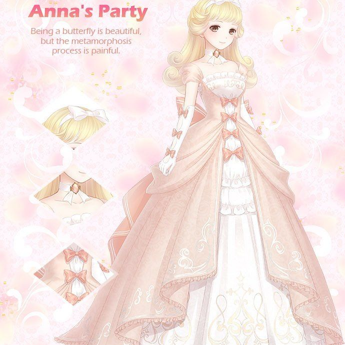Anime Girl Dress Up Party