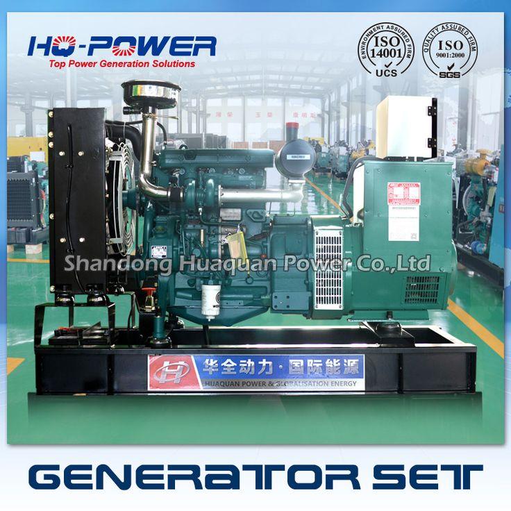 40kw 50kva diesel generator 1500rpm small generation