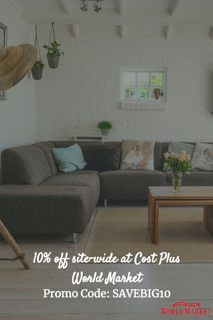 The 25 best world market promo code ideas on pinterest promo head to cost plus world market to get 10 off site wide with promo solutioingenieria Image collections