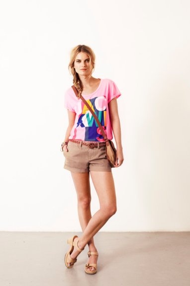 A simple tee can still be fabulous #JackWills