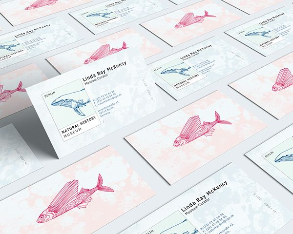 Natural History Museum on Behance