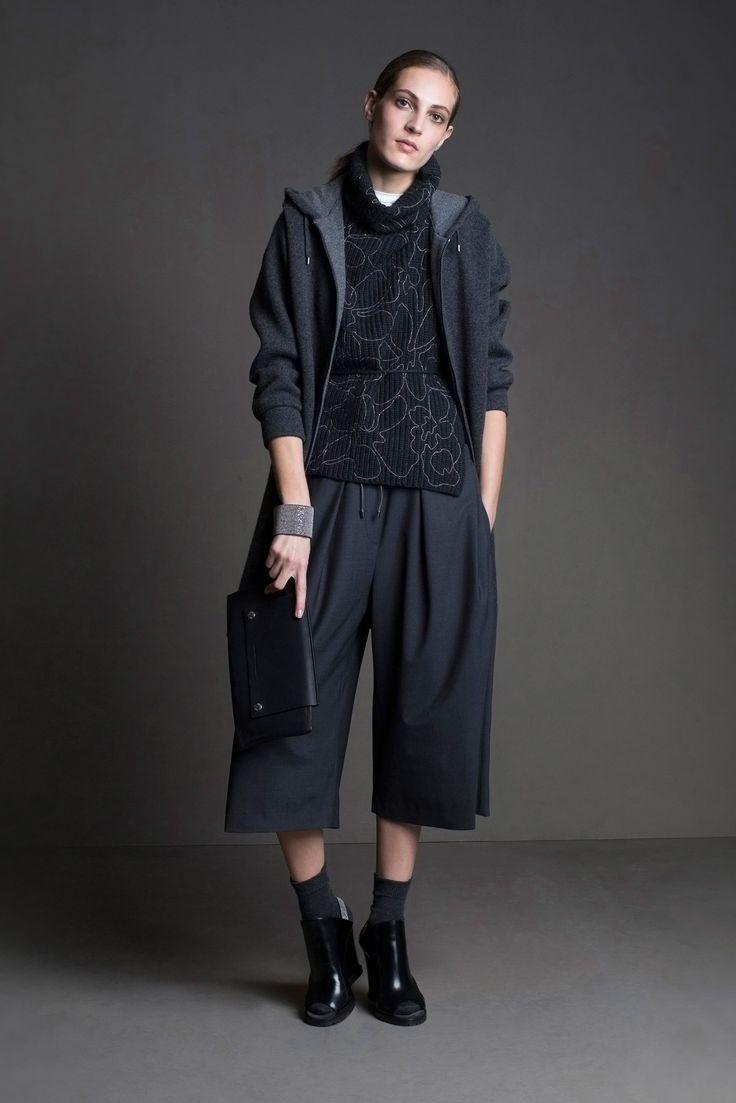 Brunello Cucinelli - Fall 2015 Ready-to-Wear - Look 8 of 30