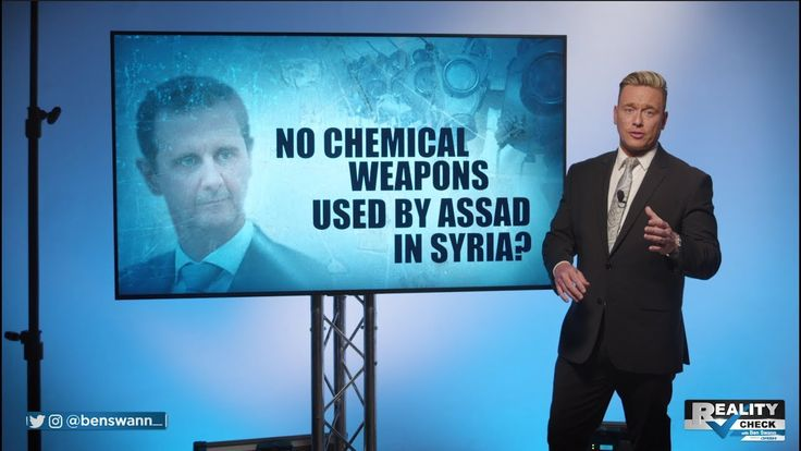 """Reality Check: No Sarin Gas Used by Assad in Syria?"""